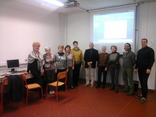Corso social network 3° gruppo